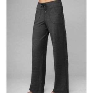 Lululemon Still Pant Charcoal Gray